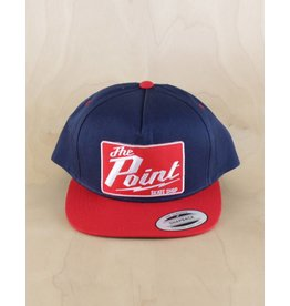 The Point The Point - Milwaukee Patch Two Tone Snapback