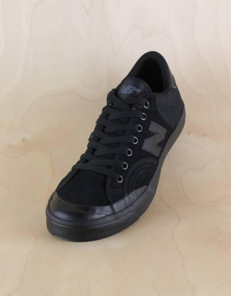 19bcbe3bad51c New Balance 212 Pro Court Black/Black - The Point Skate Shop - The ...