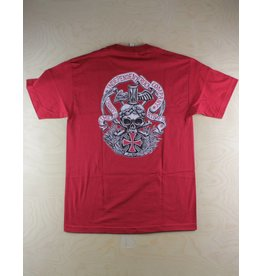 Independent Indy - RTB Time is Short Tee Red