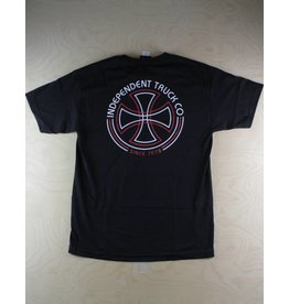 Independent Indy - Rails Tee Black