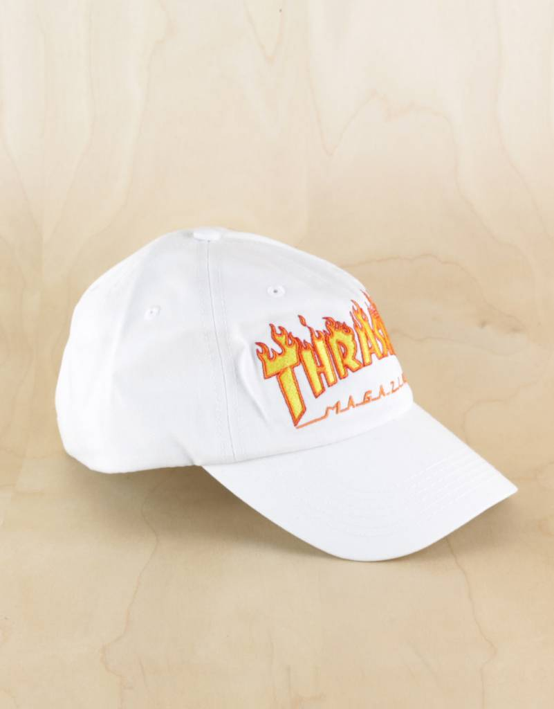 Thrasher Thrasher - Flame Old Timer Hat