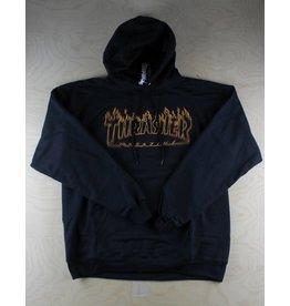 Thrasher Thrasher - Richter Hood Black