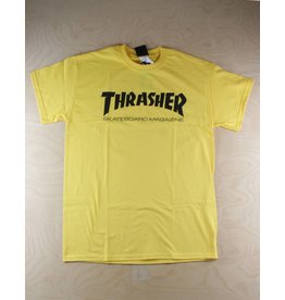 Thrasher Thrasher - Skatemag Yellow