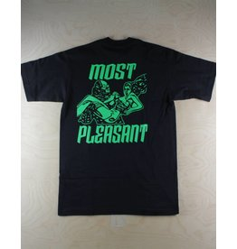 Most Pleasant Most Pleasant - Lagoon Tribute Black T
