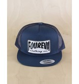 Foureva Foureva - Mechanic Trucker Snapback Navy