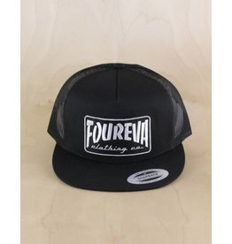 Foureva Foureva - Mechanic Trucker Snapback Black