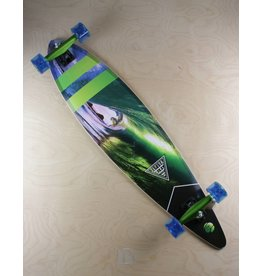 "Sector 9 - 39.75"" Ledger Complete"