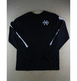 Bones Bones - Cross Bones L/S Black