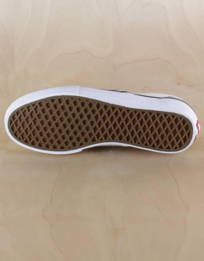 Vans - Slip-on Pro Dusky Green Marshmallow - The Point Skate Shop ... 24dc9ab2c