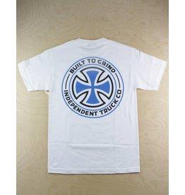 Independent Indy - BTGC S/S White