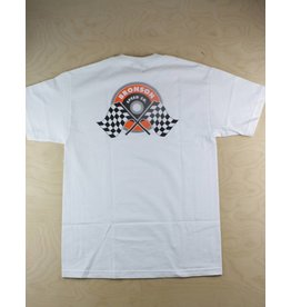 Bronson Bronson - Winners Cirlce S/S White