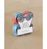 Orbs Orbs - Specters Blue/Coral