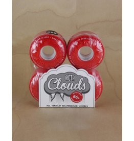 Ricta Ricta - Clouds All Red 86a