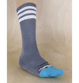 Toy Machine Toy Machine - Stoner Sect Sock Grey