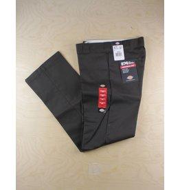 Dickies Dickies - Original 874 Work Pants Dark Brown