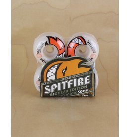 Spitfire Spitfire - Bighead White/Orange