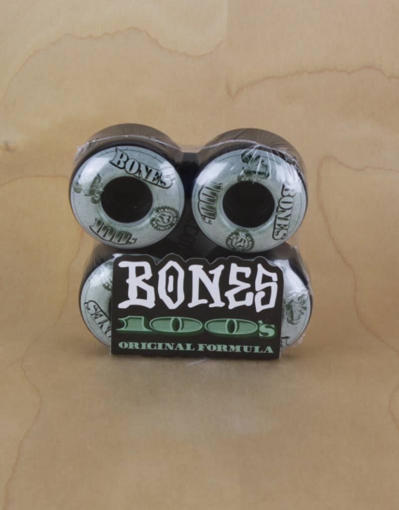 Bones Bones - 100's Currency Black