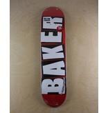 Baker Baker - 7.5 Brand Logo Red/White
