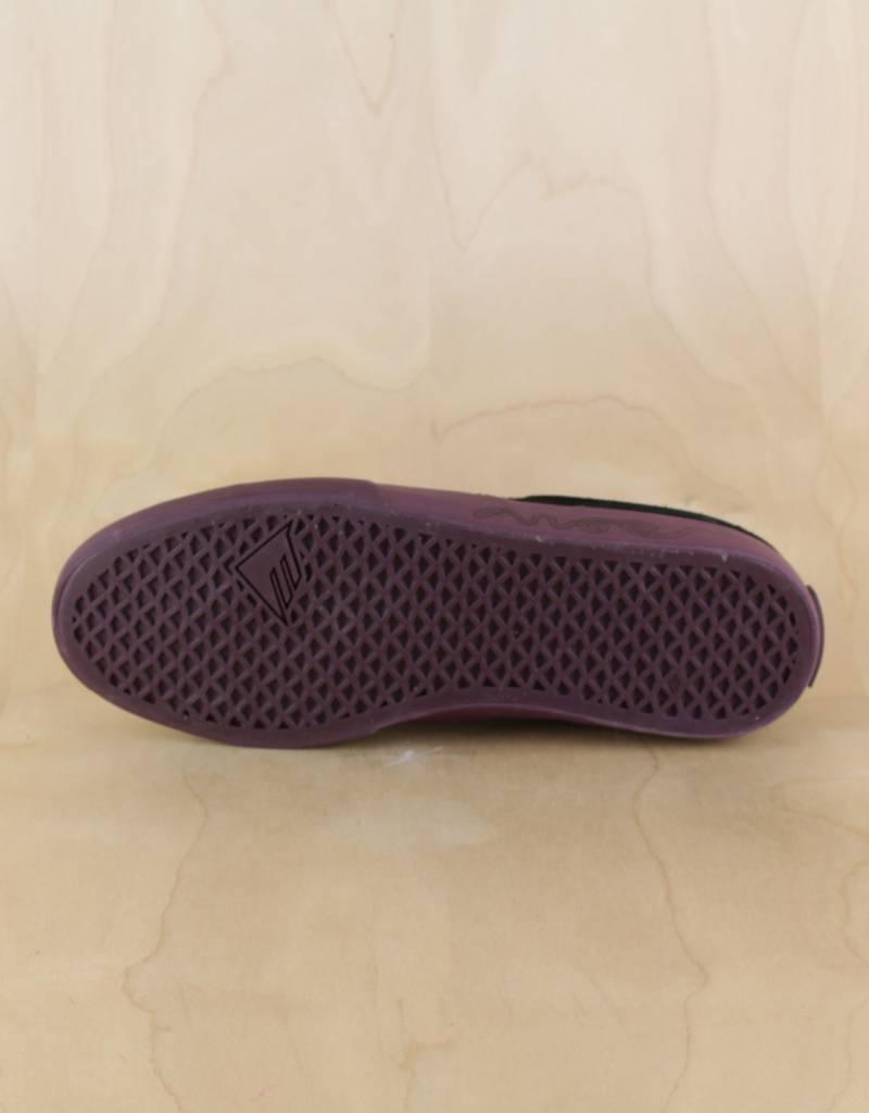 Emerica Emerica - Provost Slim Vulc X Toy Machine Black/Purple