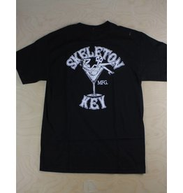 Skelton Key Skeleton Key - Martini Girl Black S/S