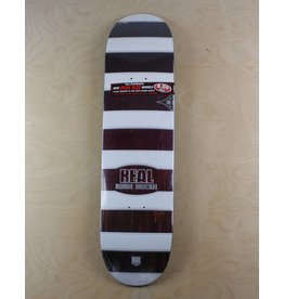 Real Real - 8.06 Brockel Mellow Low Pro White/Red