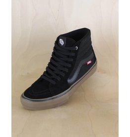 0b6babc387f Vans Vans - Sk8-Hi Black Gum