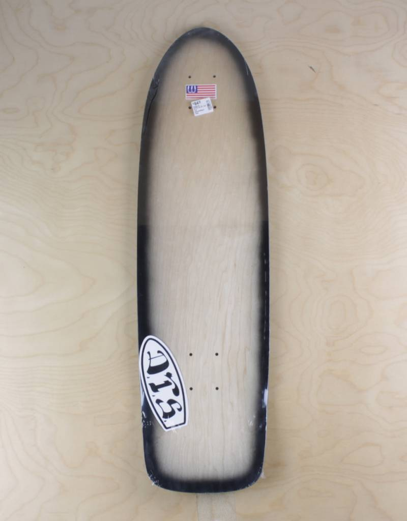 Dogtown Dogtown - 8.375 OG PC Tail Tap Natural/Black Fade