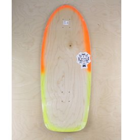 Dogtown Dogtown - 11.875 OG Big Foot Calssic Natural/Orange/Yellow Fade