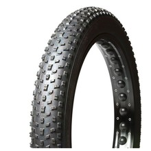 Panaracer Panaracer Fat B Nimble 26x4 Folding Bead 120tpi Tire, Black