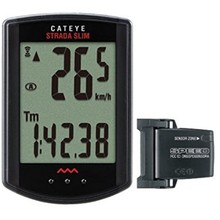 CatEye INV CatEye Strada Slim Wireless Cycling Computer CC-RD310W: Black