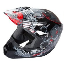 FLY FLY KINETIC INVASION HELMET GREY