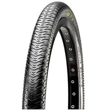 Maxxis Maxxis DTH Tire 20 x 1.75, Folding, 120tpi, Dual Compound, SilkWorm, Black