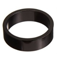"Wheels Manufacturing 15mm 1-1/8""  Headset Spacer Black Each"