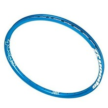 "Spank Spoon 32 26"" Rim, 32h, Blue"