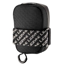 Lezyne INV Road Caddy Saddle Bag Single Strap Compact: Black