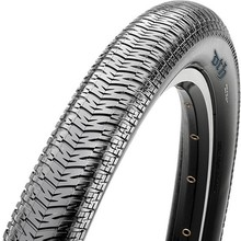 Maxxis INV Maxxis DTH 20 x 1.5 Tire, Folding, 120tpi, Dual Compound, Silkworm