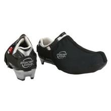 Planet Bike Planet Bike Dasher Toe Shoe Cover: Black, MD