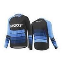 Giant GNT Transfer L/S Jersey MD Black/Blue