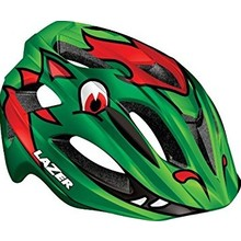 Lazer INV Lazer P'Nut Youth Helmet: Dragon Green one size