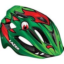 Lazer Lazer P'Nut Youth Helmet: Dragon Green one size