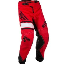 FLY BICYCLE PANT RED/BLK SZ 30