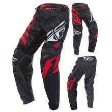 FLY KINETIC PANT BLK/RED  32 RELAPSE