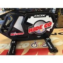 INV RideCo bike stand decal