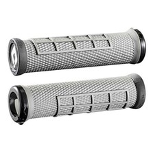 ODI Lock-On MTB bonus pack, Elite Flow - graphite/blk