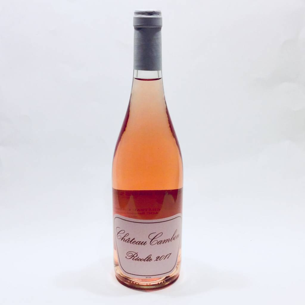 Chateau - Cambon Recolte - Rose 2017 (750ml)