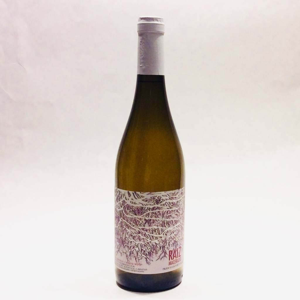 "Tiago Teles - Bairrada Orange ""Raiz Macerado"" 2017 (750 ml)"