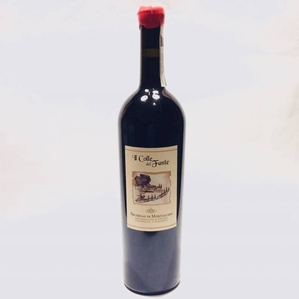 Il Colle del Fante - Brunello di Montalcino 2010 (1.5 L)