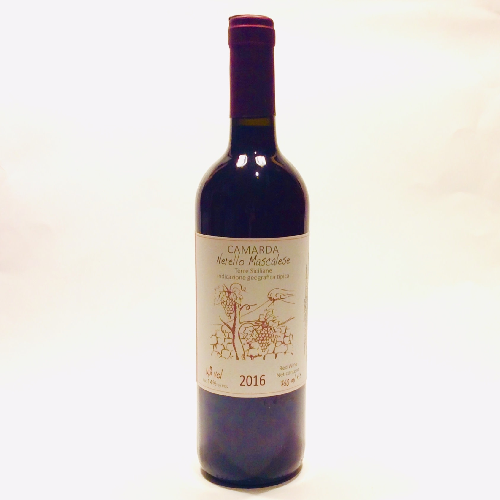 "Camarda - Terre Siciliane - ""Nerello Mascalese"" 2018 (750 ml)"