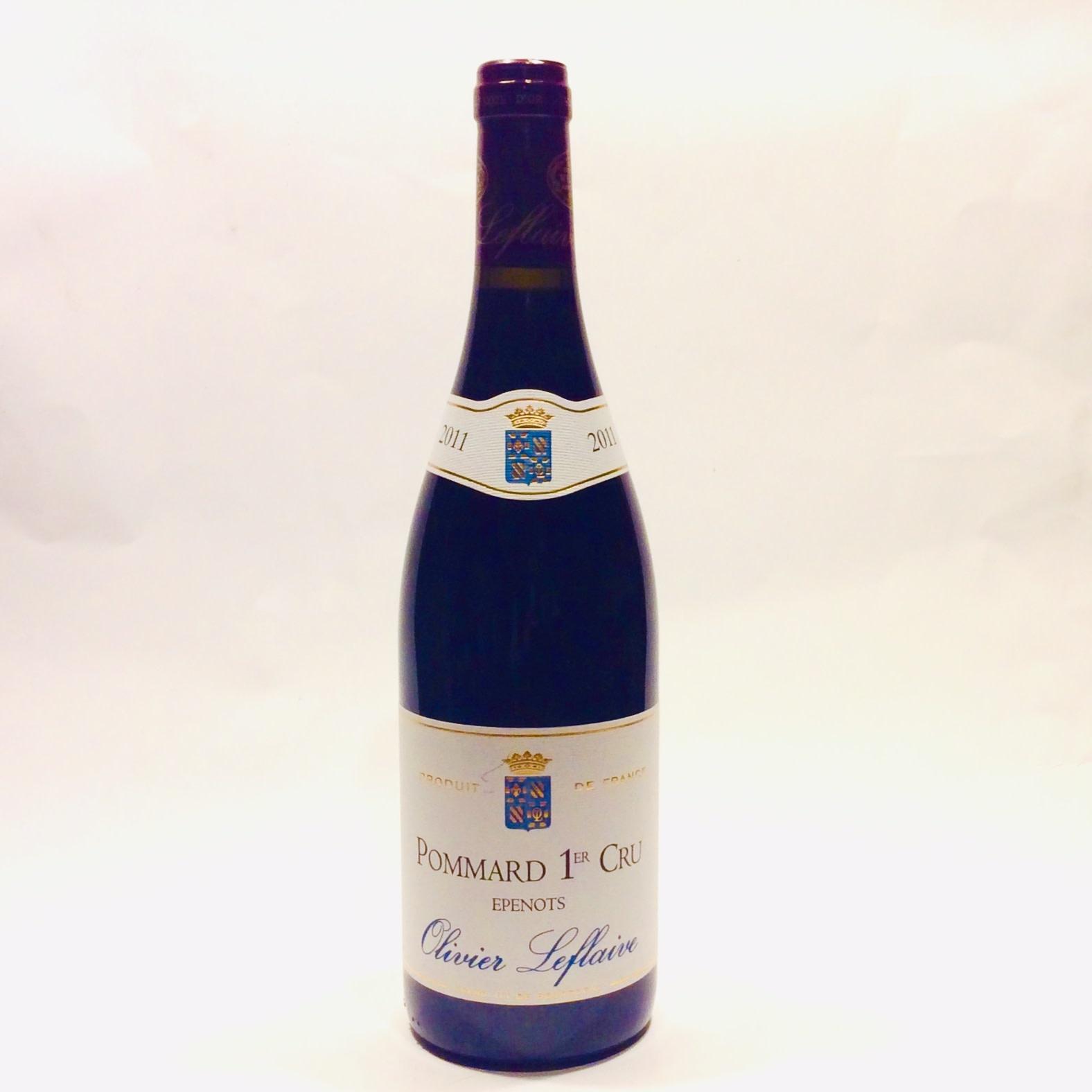 Pommard 1er Cru - Olivier Leflaive - Epenots 2011 (750 ml)
