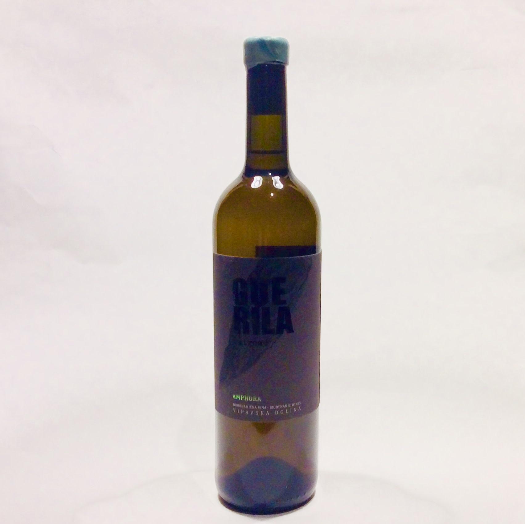 "Guerila - Vipavska Rebula ""Amphora Extreme"" 2016 (750 ml)"